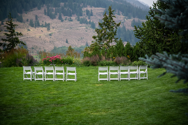 Sun Mountain Wedding