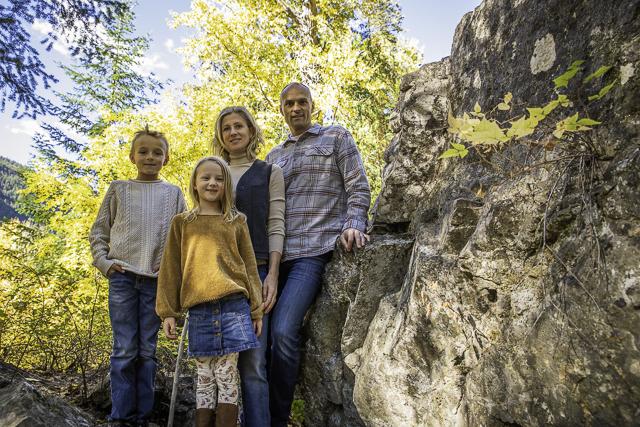 Mazama family photos