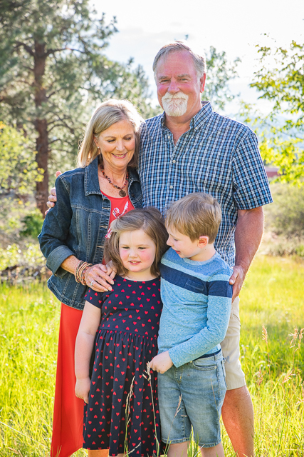 Winthrop WA family photos